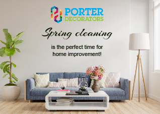 Spring cleaning - the perfect time for home improvement! 3
